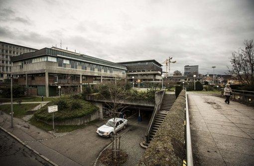 Bibliothek in Stuttgart soll wachsen