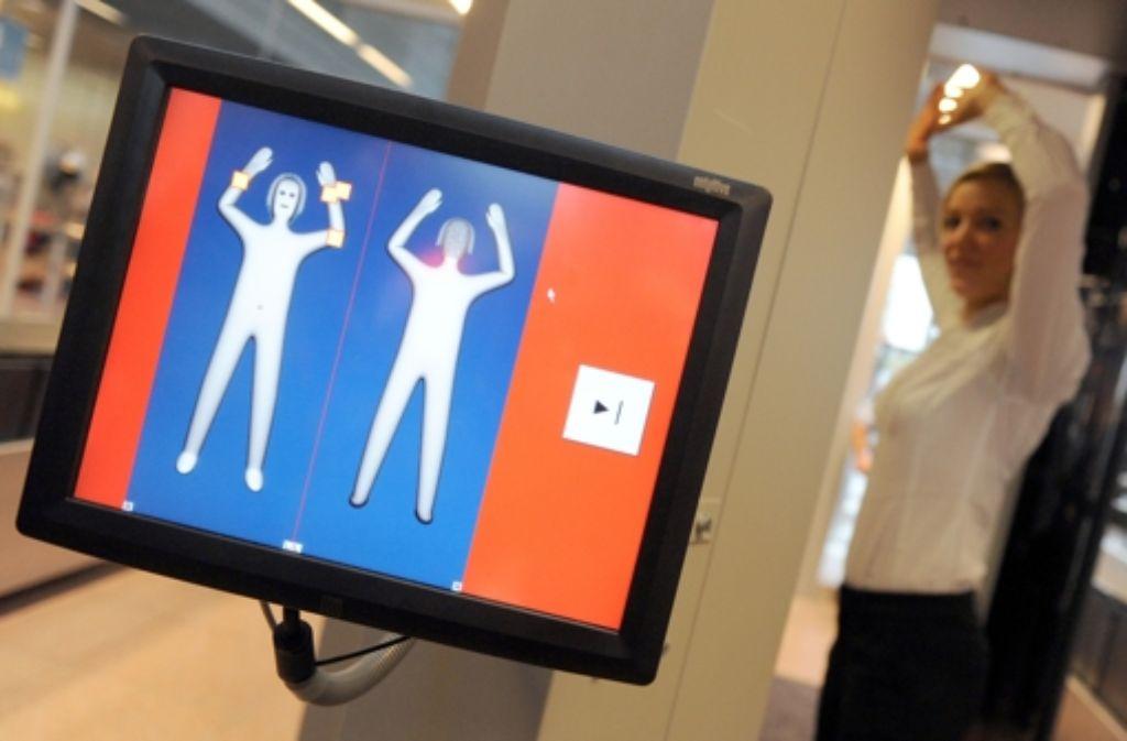 Technik Outing Im Körperscanner Wissen Stuttgarter Zeitung