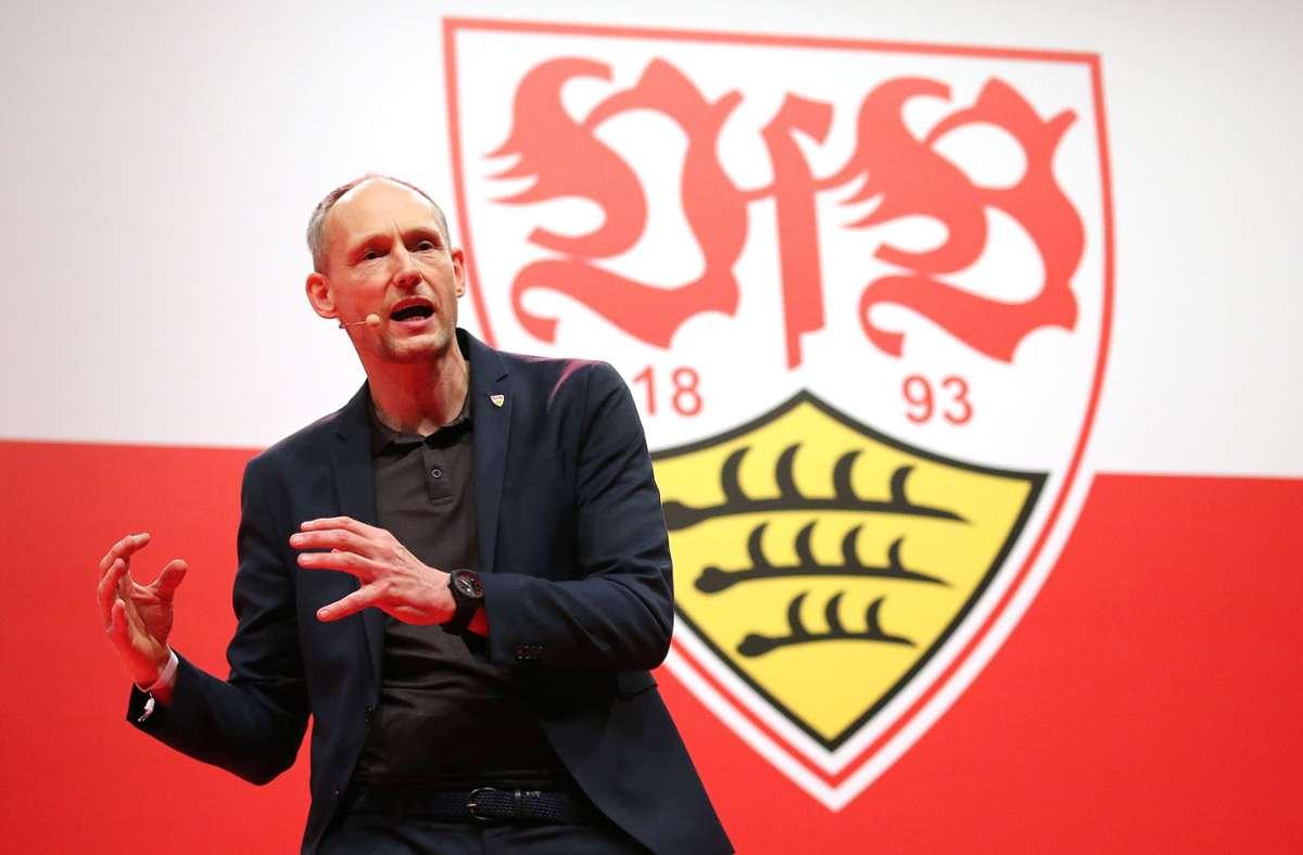 Wer geht? Wer kommt? - Was auf das Stühlerücken beim VfB Stuttgart folgt - Stuttgarter Zeitung