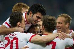 Die Saison ist zu Ende und jetzt heißt es aufrüsten für den VfB. Sechs neue Spieler sind für die kommende Saison schon gesetzt. Einige werden den VfB aber auch verlassen. Foto: dpa