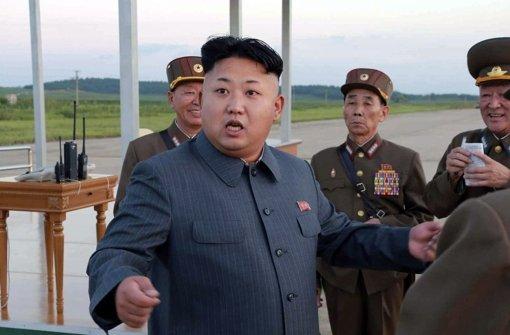 Nordkorea streitet ab und droht