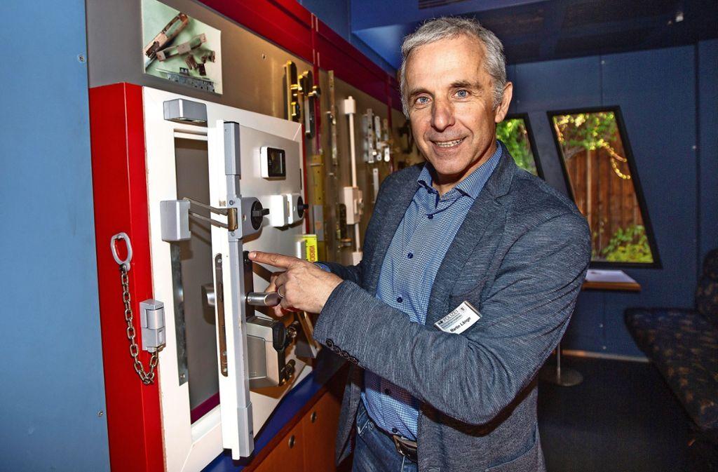 Kreis Esslingen - Gegen Einbrecher kann man sich schützen - Stuttgarter Zeitung