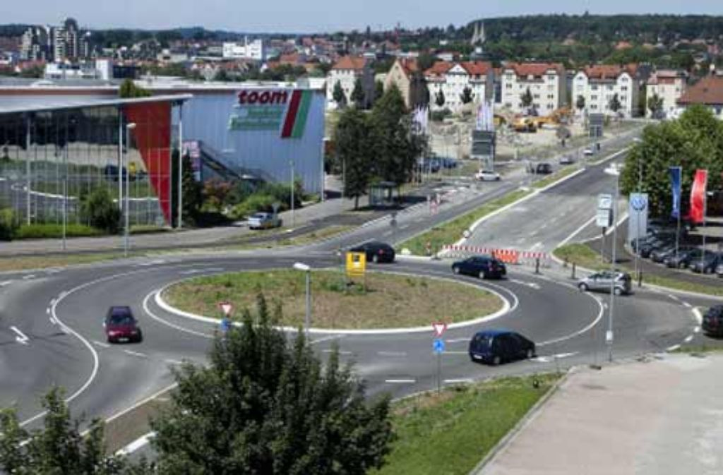 Göppingen Schöner Ankommen Die Neue Ortseinfahrt Stuttgart