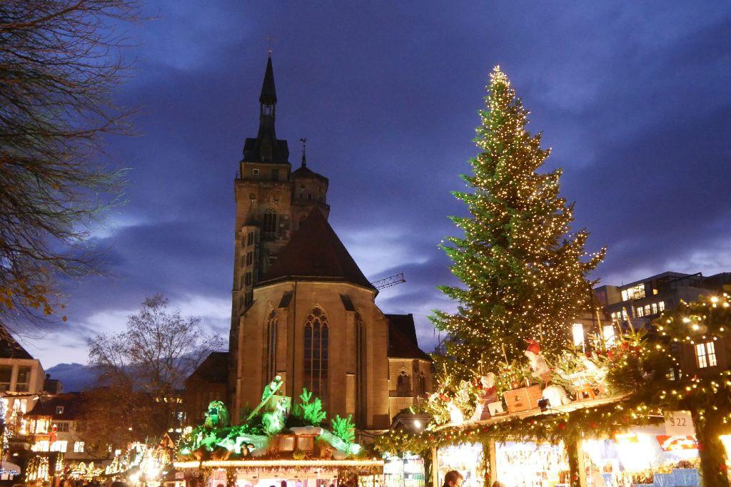 Weihnachtsmärkte in der Region Stuttgart: Diese Glühweinsorten ...