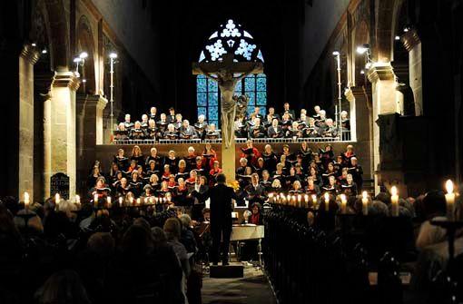 Amanduskirche Bad Urach: Maulbronner Kammerchor