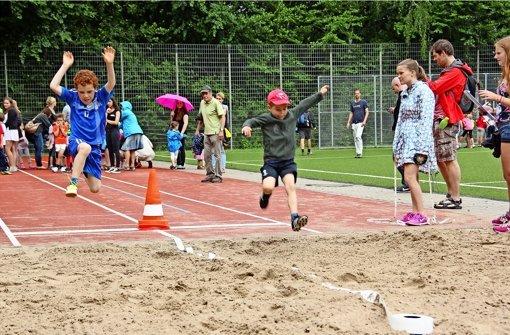 Sport, Spiel und eine Menge Spaß