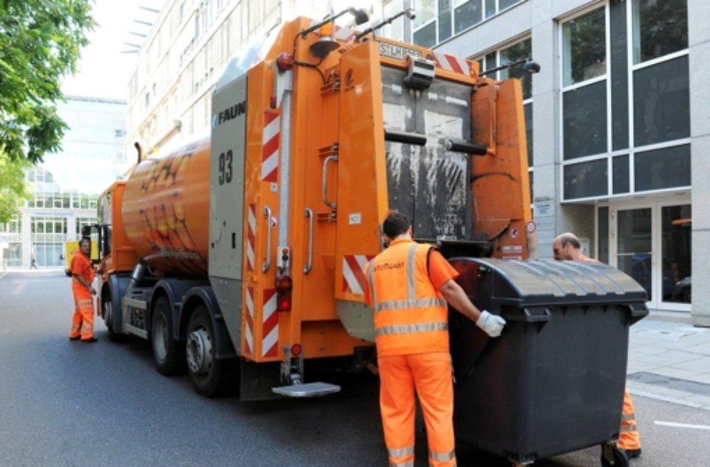 Müllabfuhr Ludwigsburg