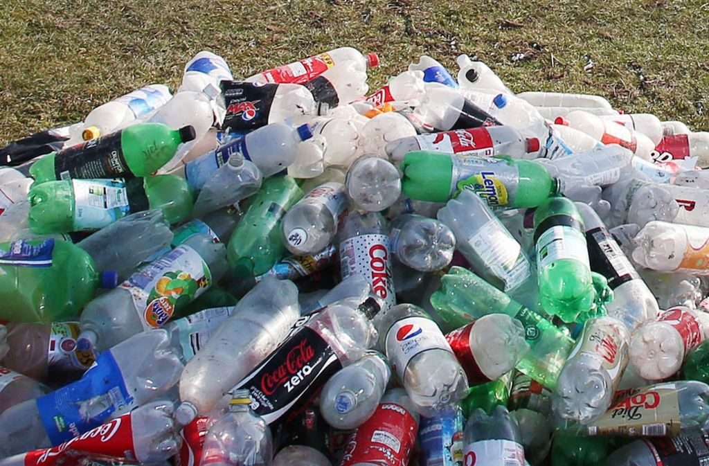 Recycling Von Plastik