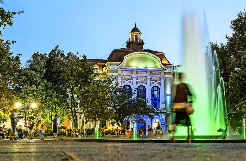 bulgarischer verhüllungskünstler
