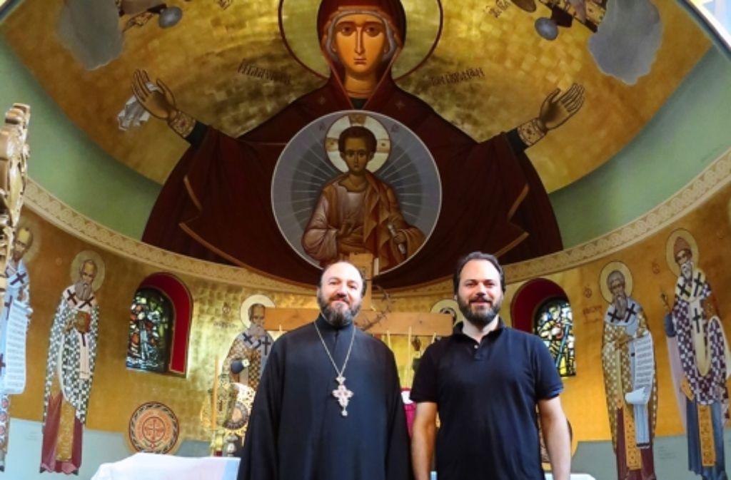 griechisch-orthodoxe Singles