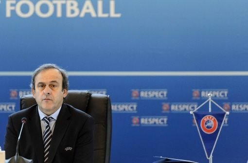 Uefa-Präsident Michel Platini hat seinen Vorschlag zur Fußball-Europameisterschaft 2020 durchgebracht. Foto: dapd