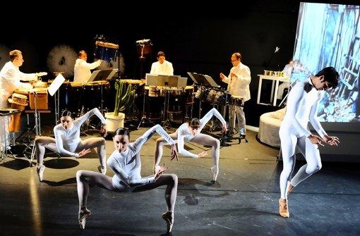 Eine geglückte Symbiose aus Spiel, Tanz und musik Foto: Ballett