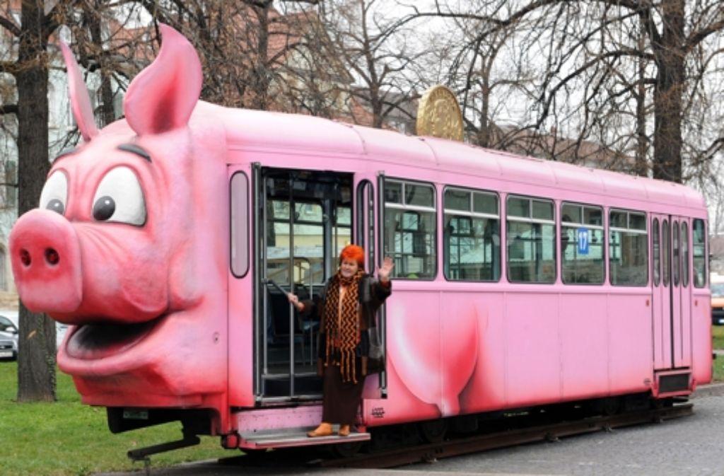 Schweinemuseum Stuttgart Schweizer S U Li Tram Jetzt Im