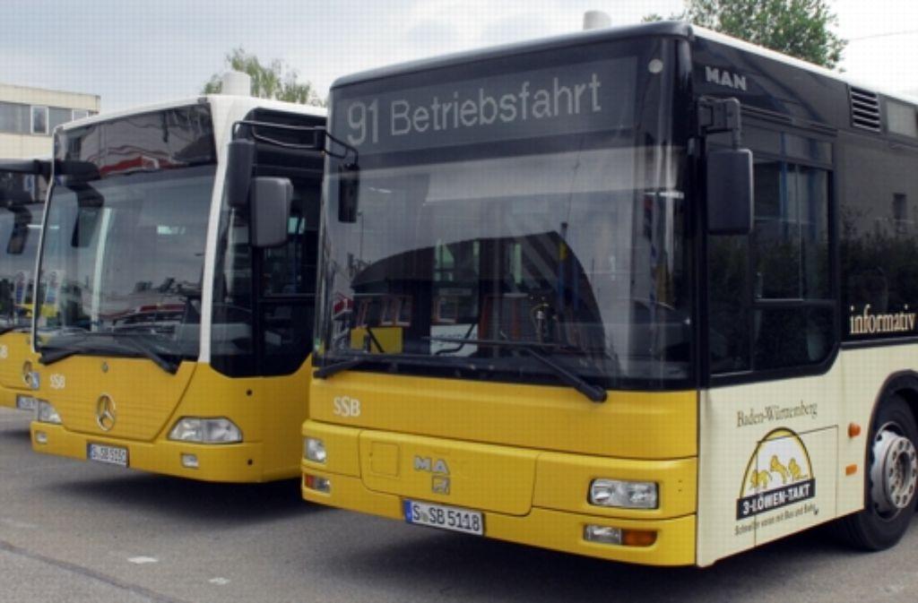 Spd antrag anders fahren zum bus depot ssb for Depot feuerbach