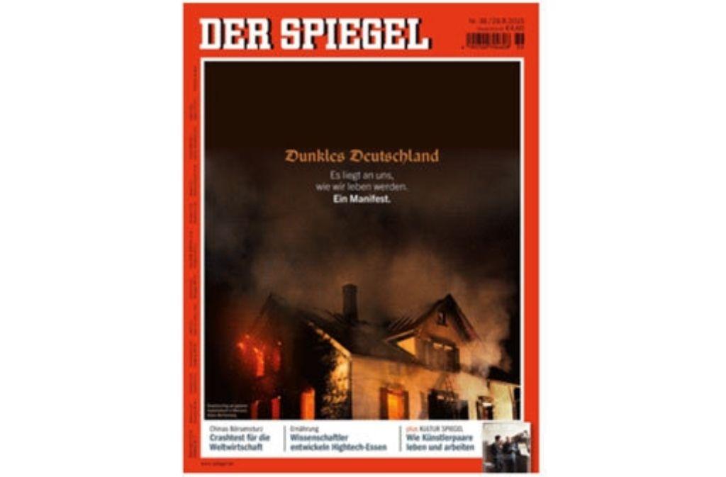 Weissach im tal spiegel titel tut b rgermeister weh for Spiegel leserreisen