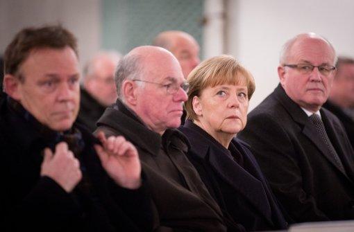 Bundestag gedenkt des Toten