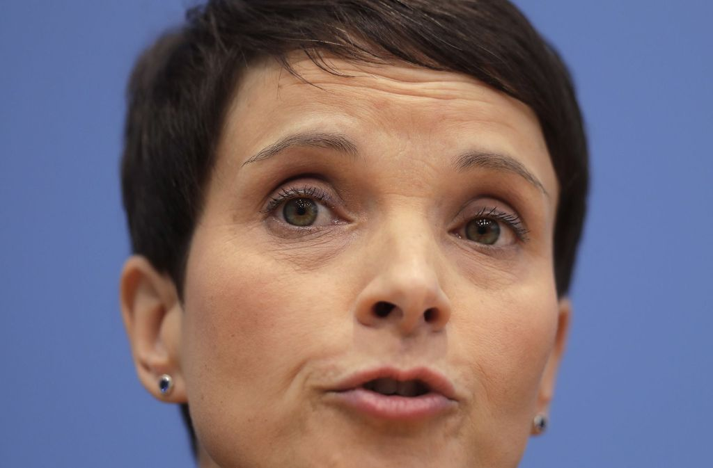 Picture of Frauke Petry