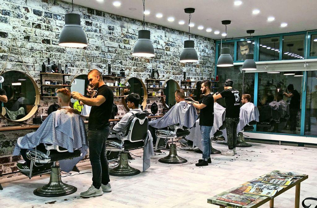 stuttgart barbershop