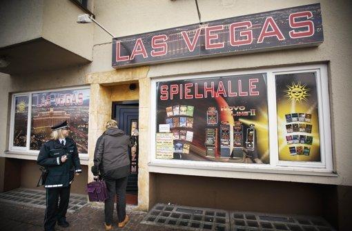 Betrüger sollen Automaten manipuliert haben, um Steuern zu hinterziehen. Foto: Gottfried Stoppel