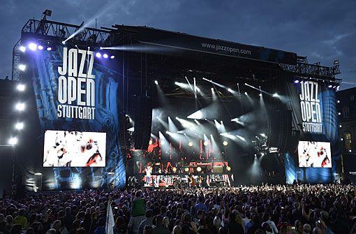 Jazzopen Stuttgart 2018