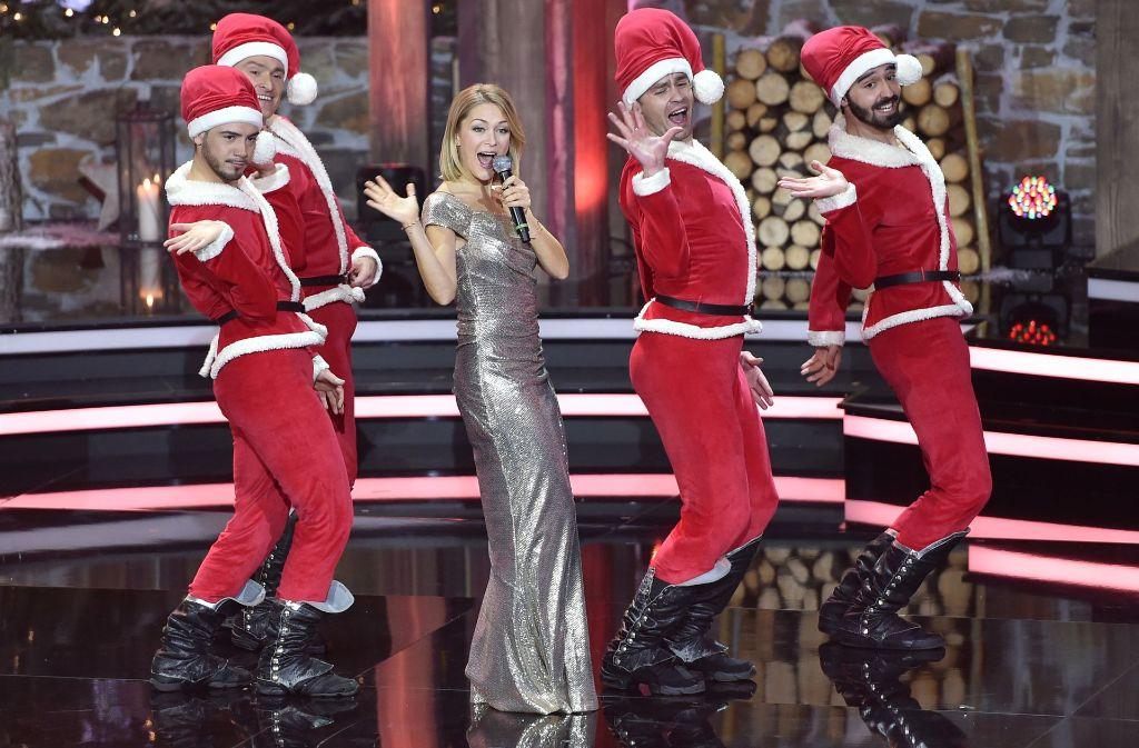 Carmen Nebel an Heiligabend im ZDF: So kitschig wird die Gala in ...