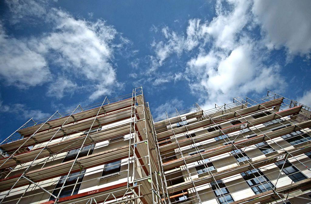 Stadte Im Sudwesten Wohnraumquote Soll Mieten Drucken Baden