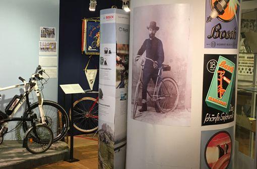 Licht und Schatten – 200 Jahre Kulturgeschichte des Fahrrads im Stadtmuseum Gerlingen