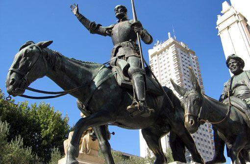 Über Cervantes Don Quijote auf den Buchwochen zu erfahren