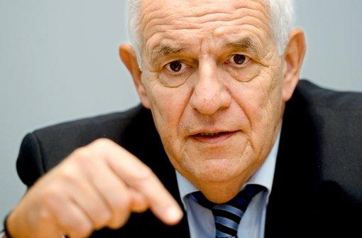Stickelberger entlässt Abteilungsleiter