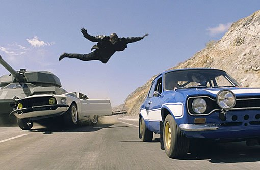 Action: Fast & Furious 6
