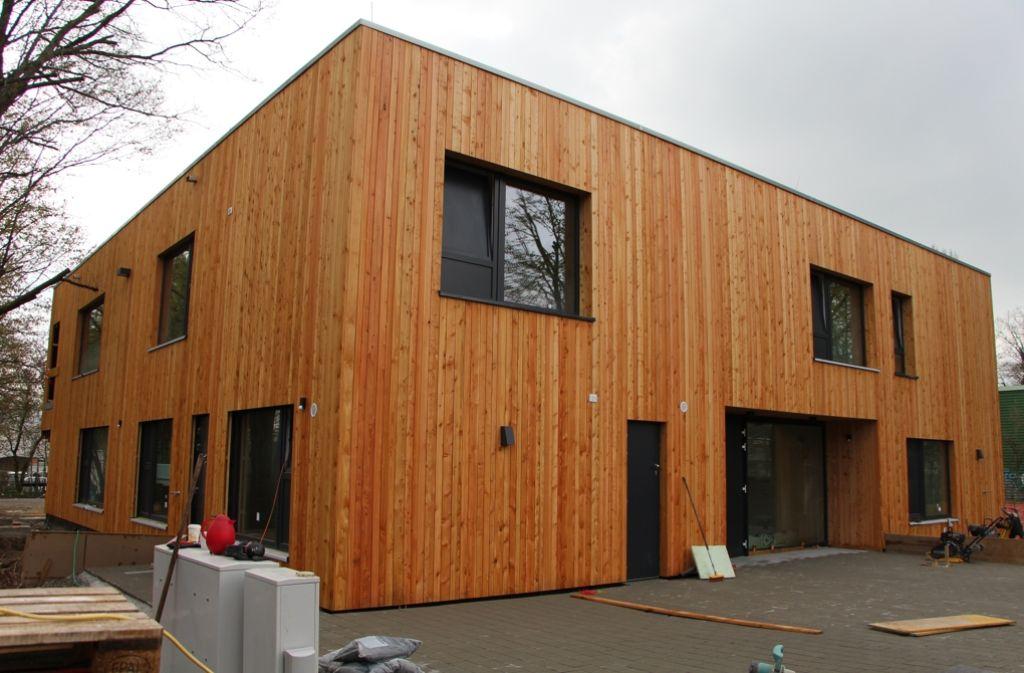 Neubau montessori kindergarten den nachwuchs architekten wird die baustelle fehlen degerloch - Architekten kreis ludwigsburg ...