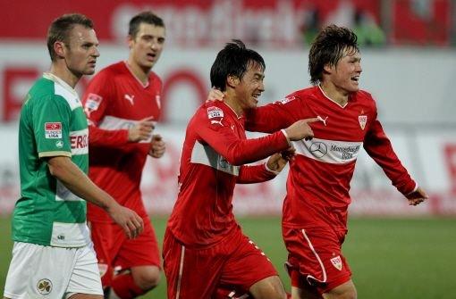 VfB Stuttgart siegt glücklich mit 1:0