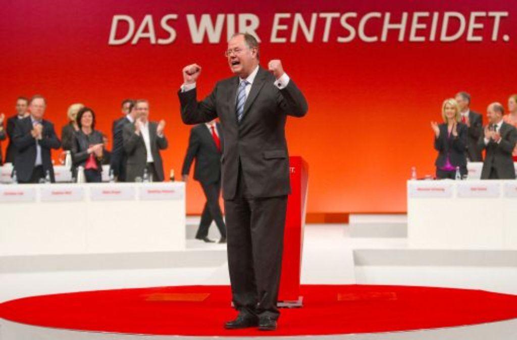 Spd Steinbrück