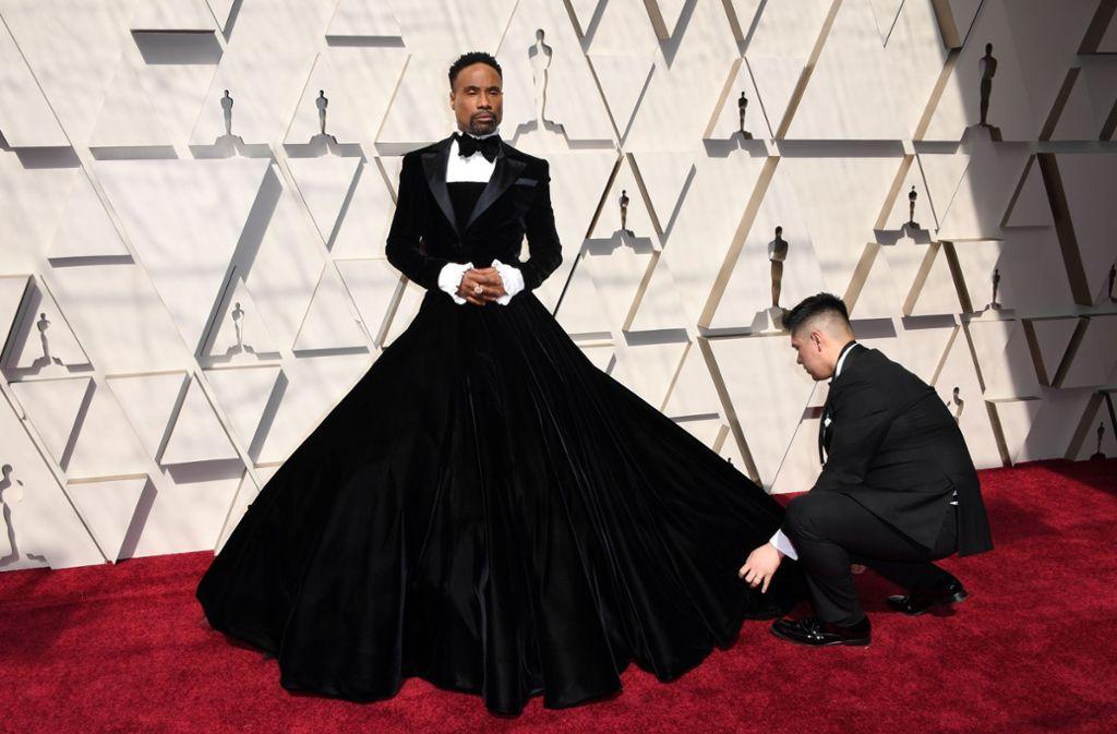 gute Qualität ziemlich cool bestbewertet Oscars 2019: Eine Robe, die allen anderen die Schau stahl ...
