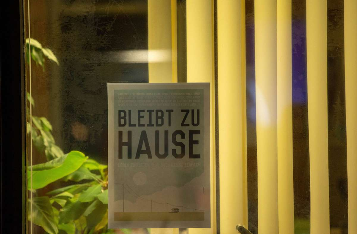 Ausgangsbeschränkung Baden-Württemberg