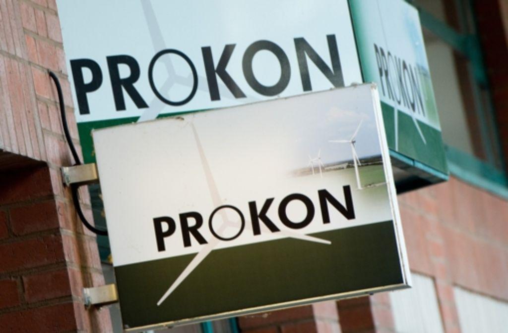 Windenergiefirma Prokon Enbw Reicht Verbindliches Angebot Ein