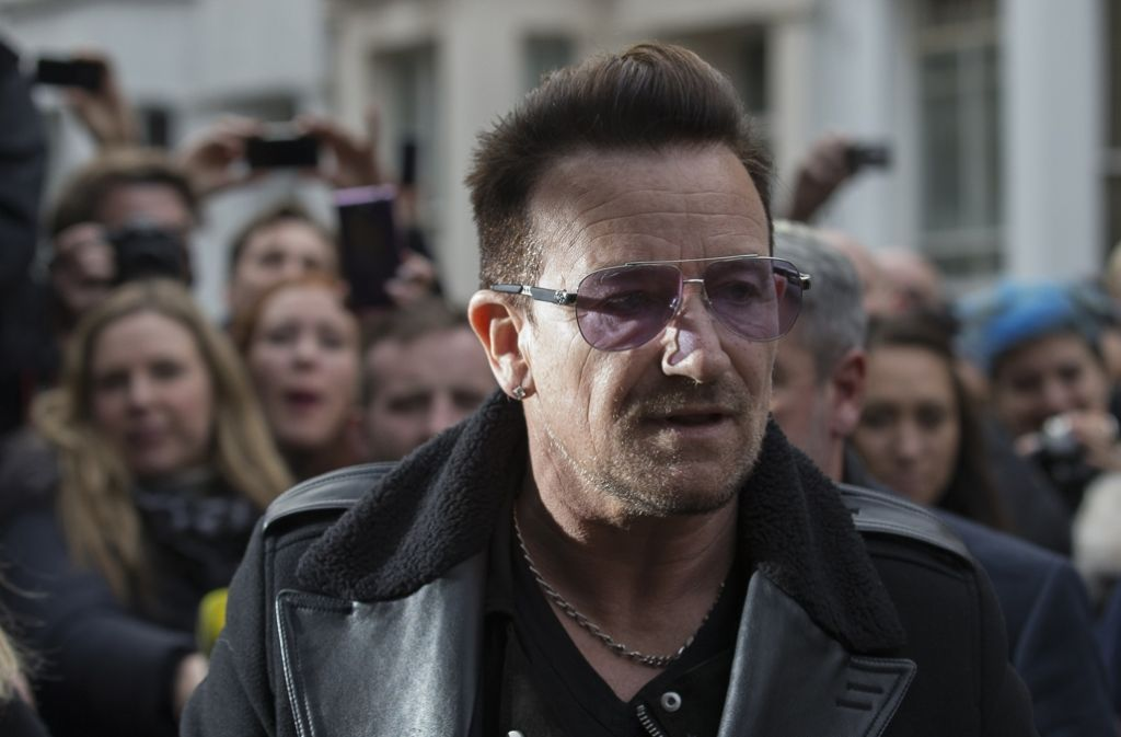 Sänger Der Band U2