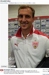Unter dem Motto Voller Einsatz für den Erfolg! hat der VfB anschließend dieses Foto von bGeorg Niedermeier/b a target=_blank href=https://www.facebook.com/photo.php?fbid=10151496303199325&set=a.429737224324.215079.410027394324&type=1veröffentlicht/a, der bei einem Kopfballduell mit Frankfurts Alex Meier einen Zahn verlor. Niedermeier dazu: Ich hoffe, dass die Schmerzmittel heute Nacht ausreichen und ich schlafen kann. Foto: SIR (Screenshot)