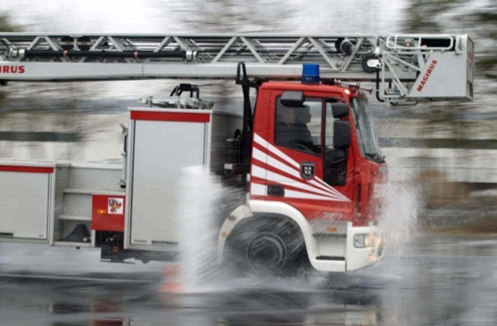 Brandschutz Ii Zweiter Rettungsweg Bereitet Den Bauherren Sorgen Stuttgart Stuttgarter Zeitung