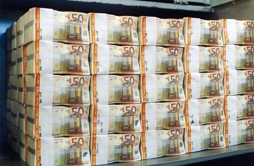 EZB-Geldflut begünstigt Preisblasen