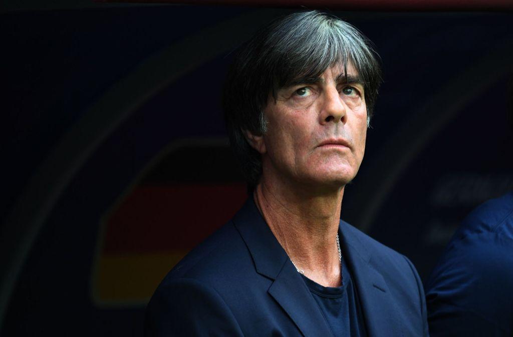 Biografie über Bundestrainer Joachim Löw Mensch Jogi Fußball