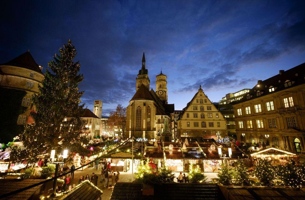 Stuttgart Weihnachtsmarkt.Weihnachtsmarkte In Stuttgart Und Region Gluhweinseligkeit