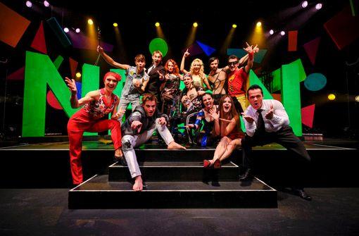 Die neue Show im Friedrichsbau Varieté: <br>Neon - The Living 80s