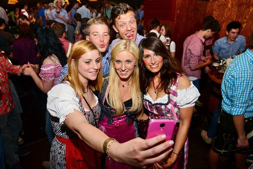Feiern mit Frontal Party Pur
