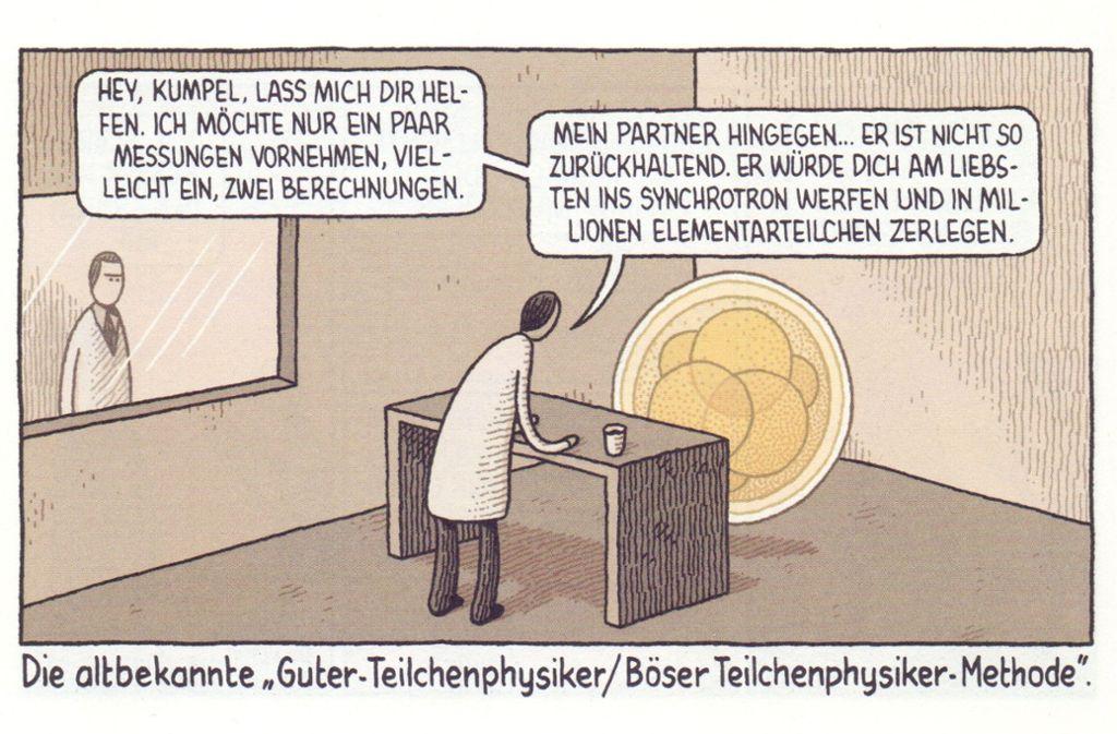 Drosten Comic