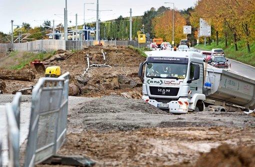 Tunnelbau beginnt im neuen Jahr