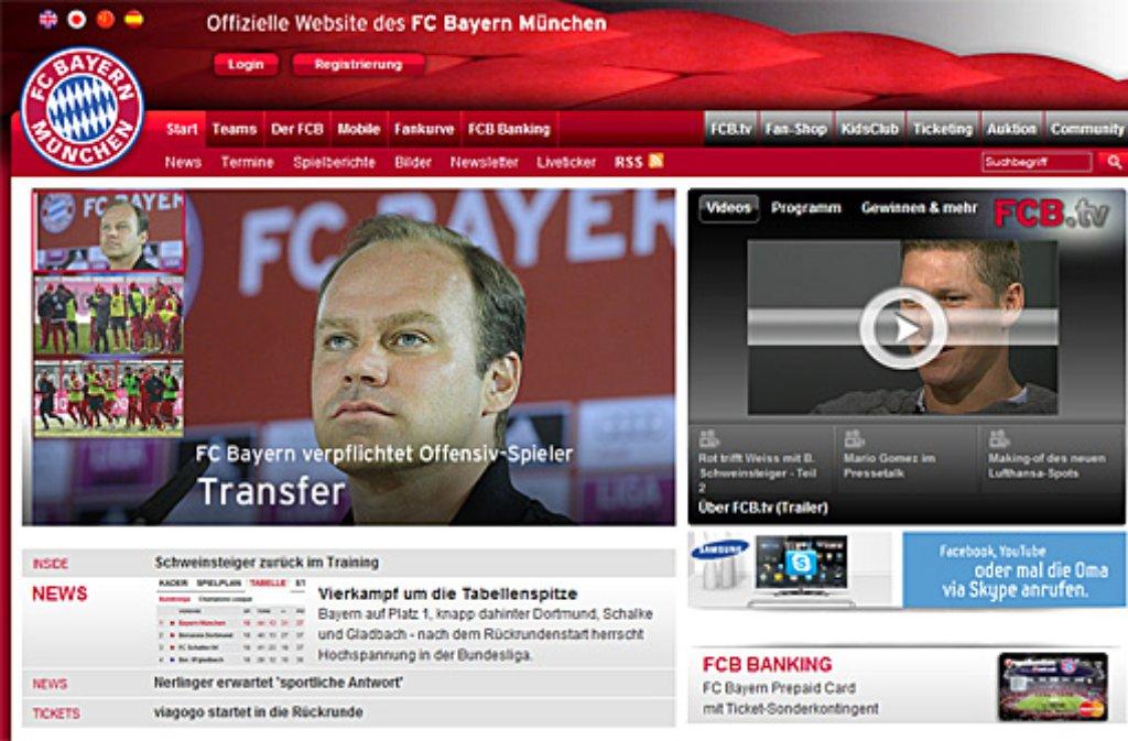 Social Media: FC Bayern München blamiert sich auf Facebook