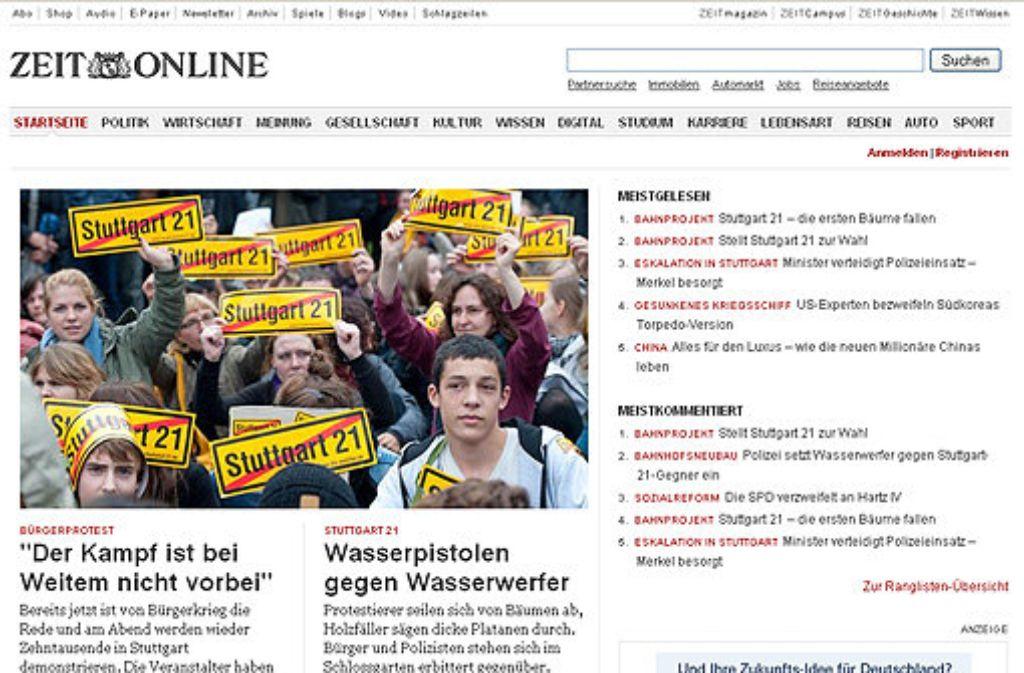 Onlinespiegel