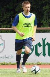 Training bei den Stuttgarter Kickers. Foto: Pressefoto Baumann