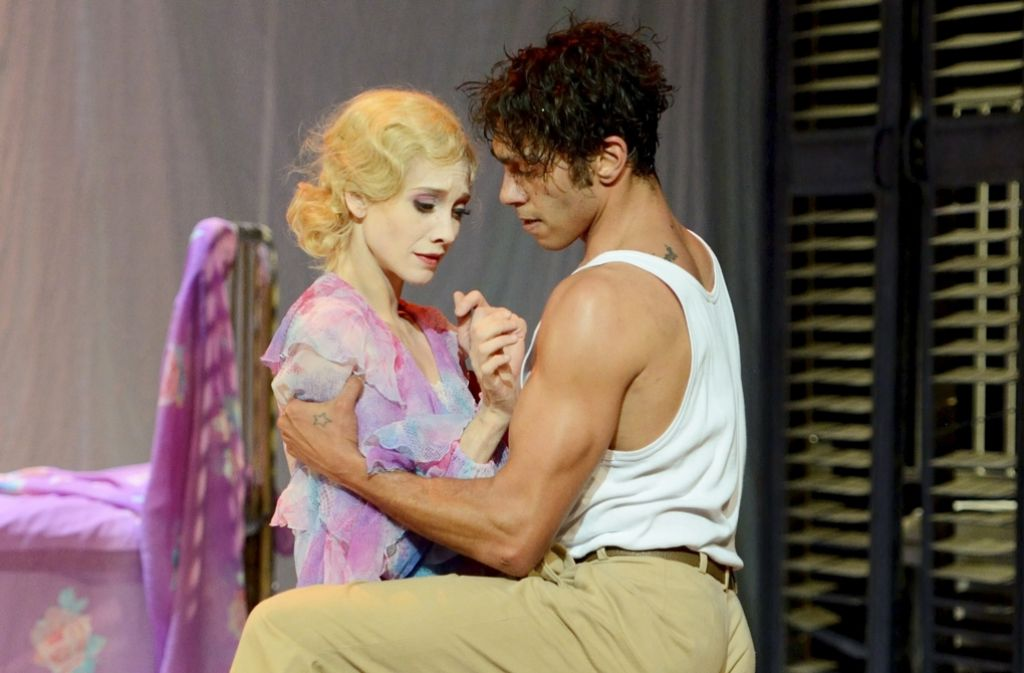 Ballett-Dating